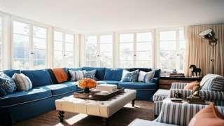lacivert tekli koltuk tak m. Black Bedroom Furniture Sets. Home Design Ideas