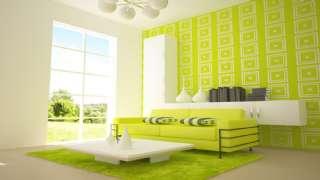 Modern Yeşil Renk Oturma Grubu