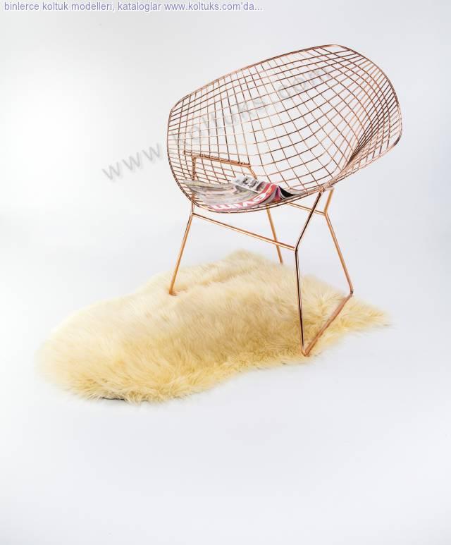Gamel Metal Sandalye