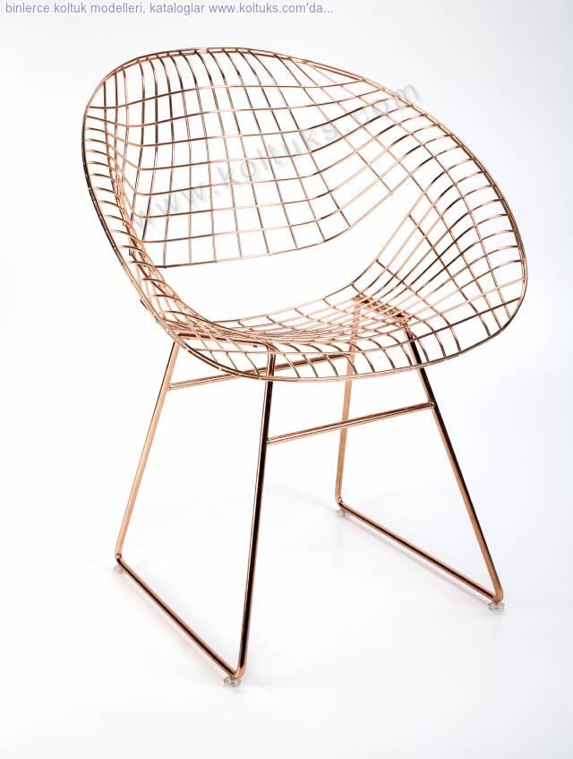Hilal Metal Sandalye