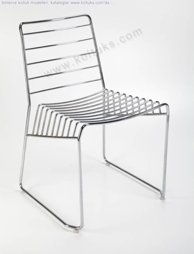 Kafes Metal Sandalye