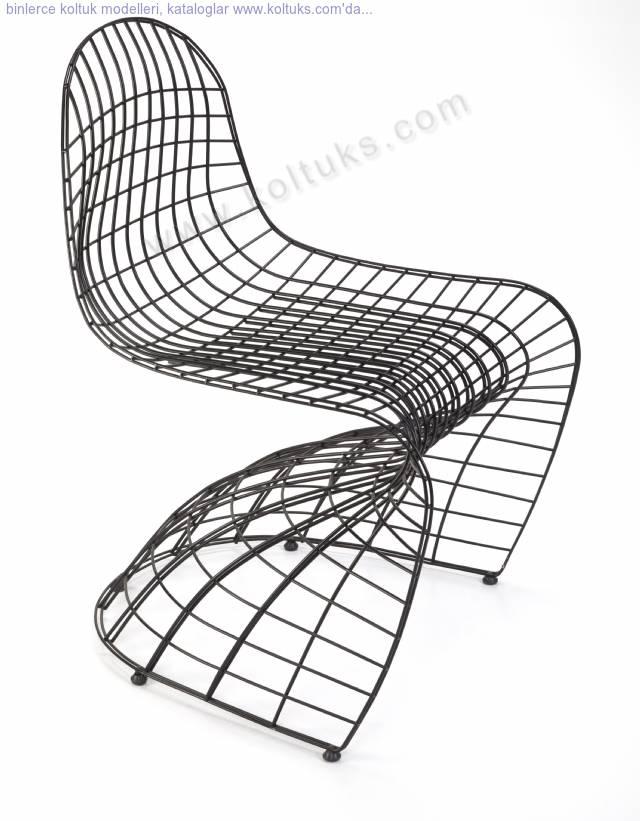 Kaftan Metal Sandalye
