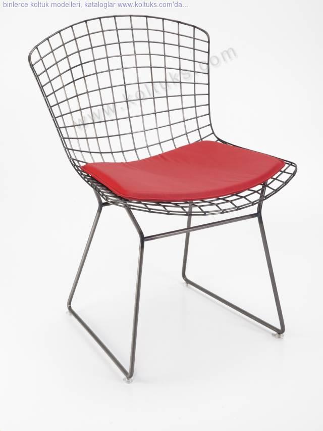 Metal Cim Sandalye
