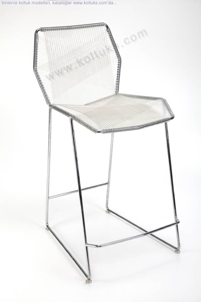 Metal Sandalye Bar