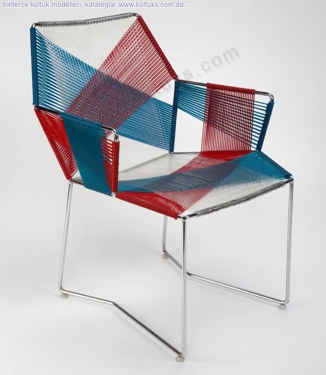 Metal Sandalye Berjer