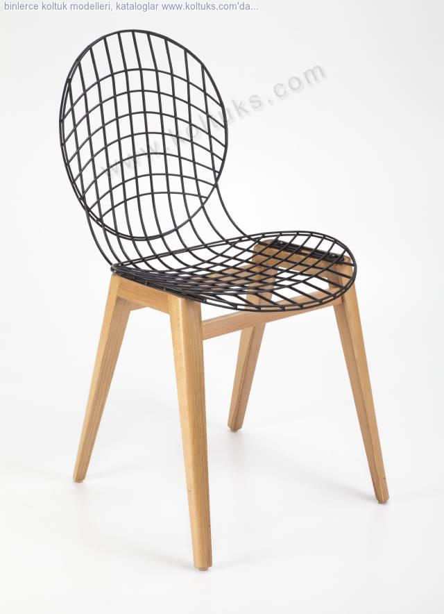 Metal Sandalye Dolunay